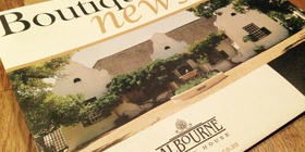 Albourne Guest House, Somerset West, information, boutique