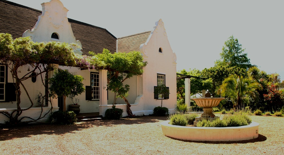 Albourne Manor House, Somerset West